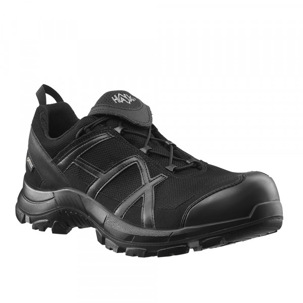 HAIX Black Eagle Safety 40 Low black/black
