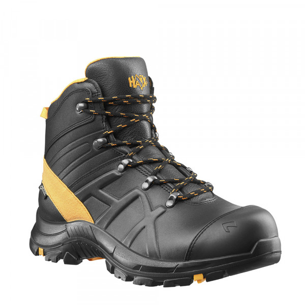 HAIX Black Eagle Safety 54 mid black/orange