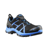 HAIX Black Eagle Safety 40 Low black/blue