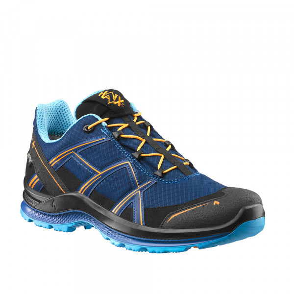 HAIX Black Eagle Adventure 2.1 GTX low/navy-orange