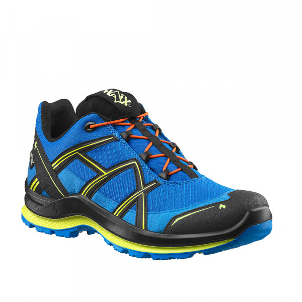 HAIX Black Eagle Adventure 2.1 GTX Ws low/blue-citrus