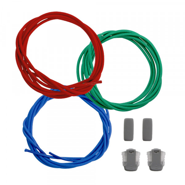 HAIX FLEXLACE Kit de réparation Individualisation Ensemble de 3