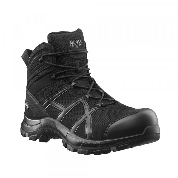 HAIX Black Eagle Safety 40 Mid black/black