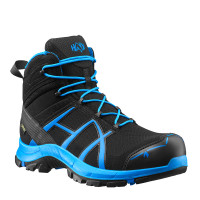 HAIX Black Eagle Safety 40 Mid black/blue