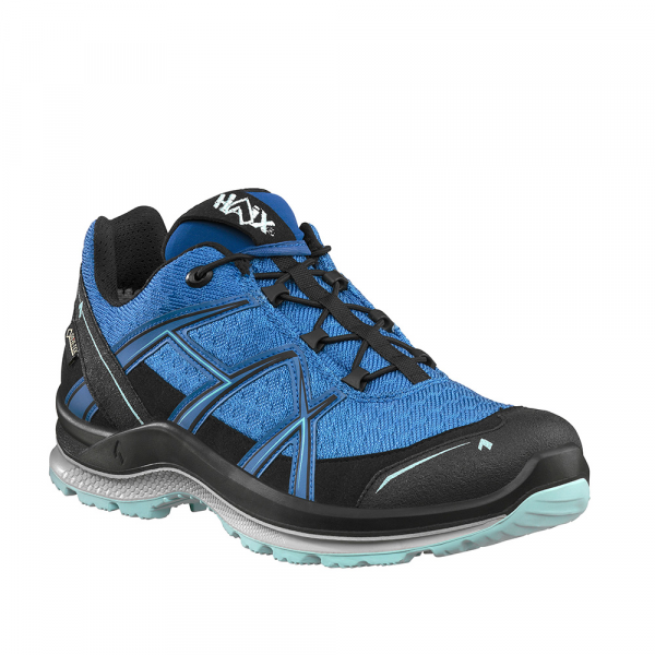 HAIX Black Eagle Adventure 2.2 GTX Ws low/ocean-blue